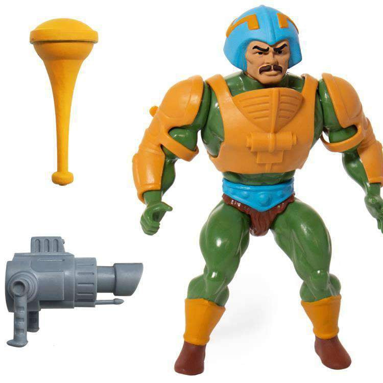 Masters of the Universe Vintage Wave 2 - Man-At-Arms - AUGUST 2019