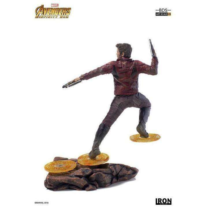Avengers: Infinity War Battle Diorama Series Star-Lord 1/10 Art Scale Statue - Q1 2019
