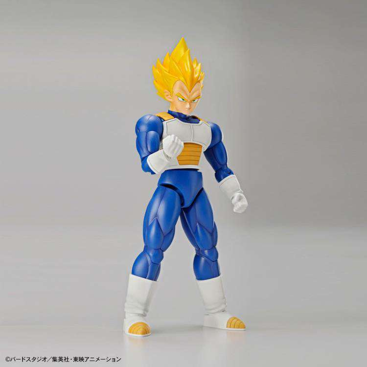 Dragon Ball Z Figure Rise Standard Super Saiyan Vegeta New Packaging Model Kit August 2019