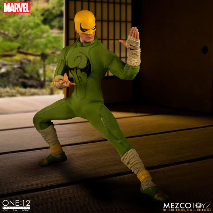 One:12 Collective - Iron Fist - FEBRUARY 2020
