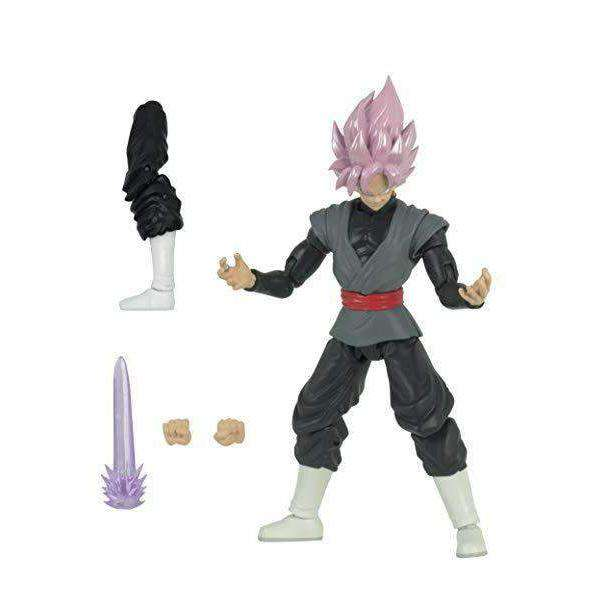 Dragon Ball Super - Dragon Stars Rose Goku  (w/ Fusion Zamasu Parts)