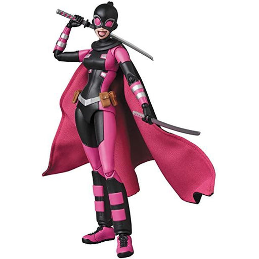 Marvel MAFEX No.083 Evil Gwenpool