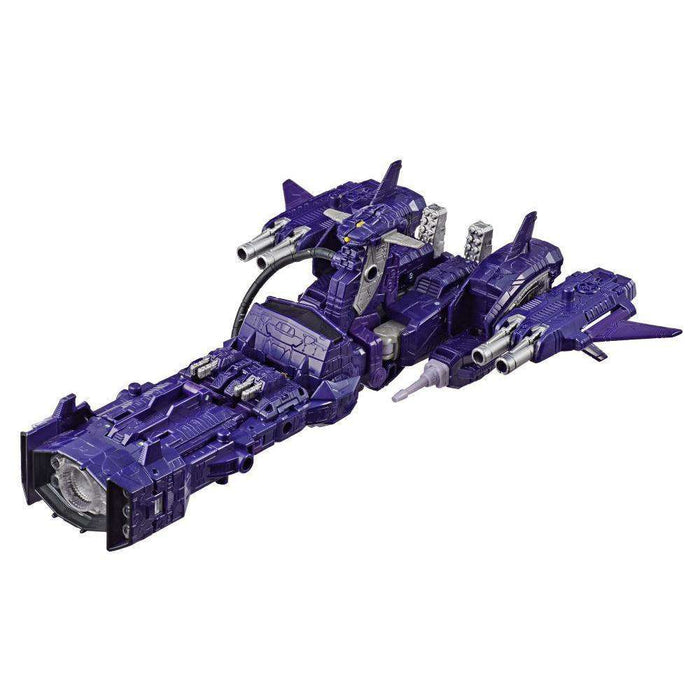 Transformers War for Cybertron: Siege Leader Wave 1 - Shockwave