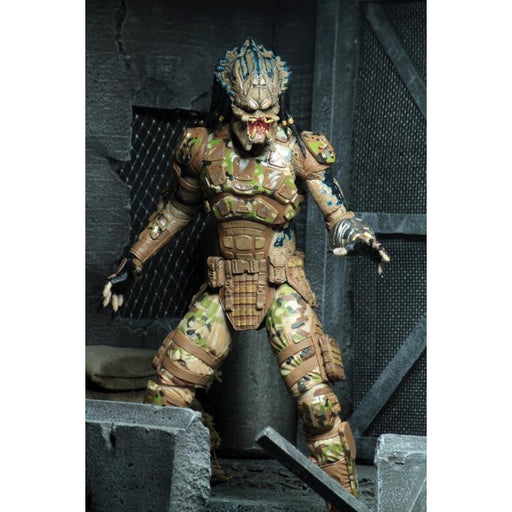 Predator (2018) – 7″ Scale Action Figure – Ultimate Emissary #2