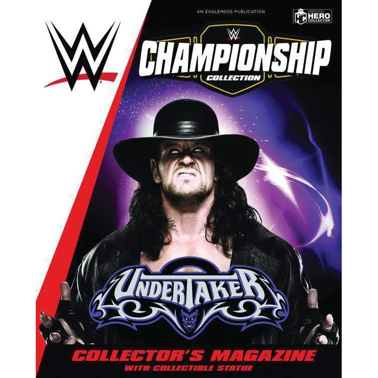 WWE Figurine Championship Collection #2 Undertaker - SEPTEMBER 2019