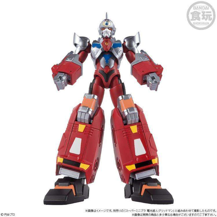 Gridman the Hyper Agent Super Mini-Pla Dyna Dragon Exclusive Model Kit- FEBRUARY 2019
