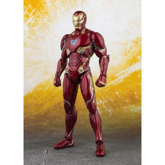 Avengers: Infinity War S.H.Figuarts Iron Man Mark L & Tamashii Stage - AUGUST 2018