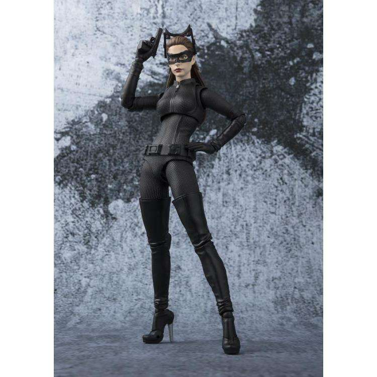 The Dark Knight Rises S.H.Figuarts Catwoman - AUGUST 2018