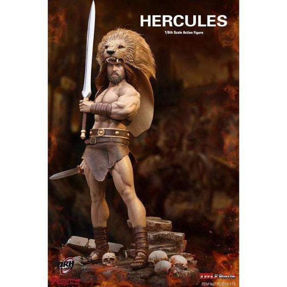 Hercules 1/6 Scale Figure - SEPTEMBER 2018