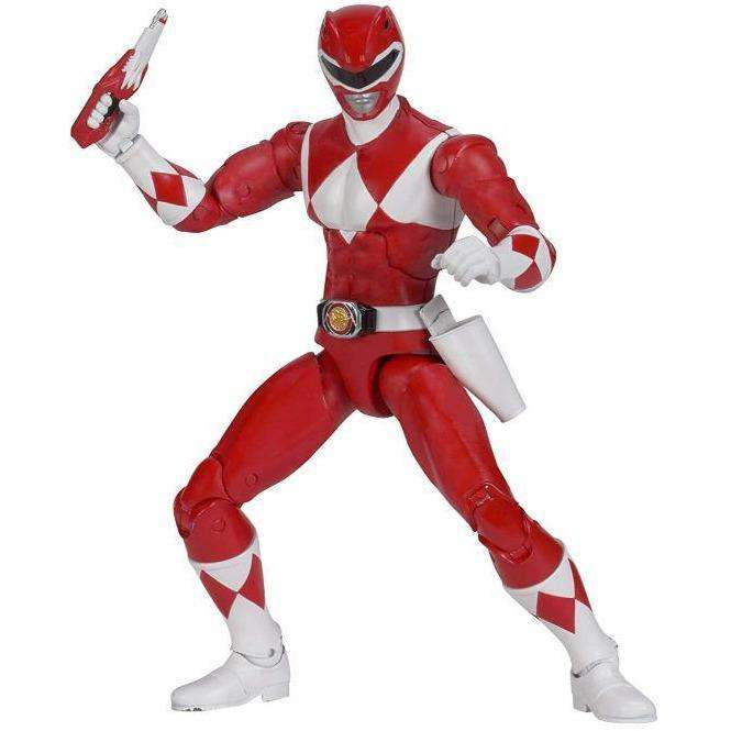 "Mighty Morphin Power Rangers Legacy 6"" Red Ranger"