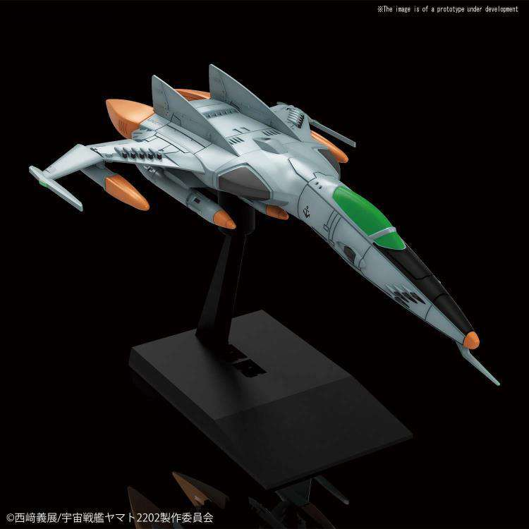 Space Battleship Yamato Mecha Collection Cosmo Tiger II (Single Seated Type) Model Kit - APRIL 2019