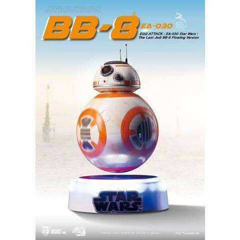 Star Wars Egg Attack EA-030 Magnetic Floating BB-8 (The Last Jedi) PX Previews Exclusive - December 2018