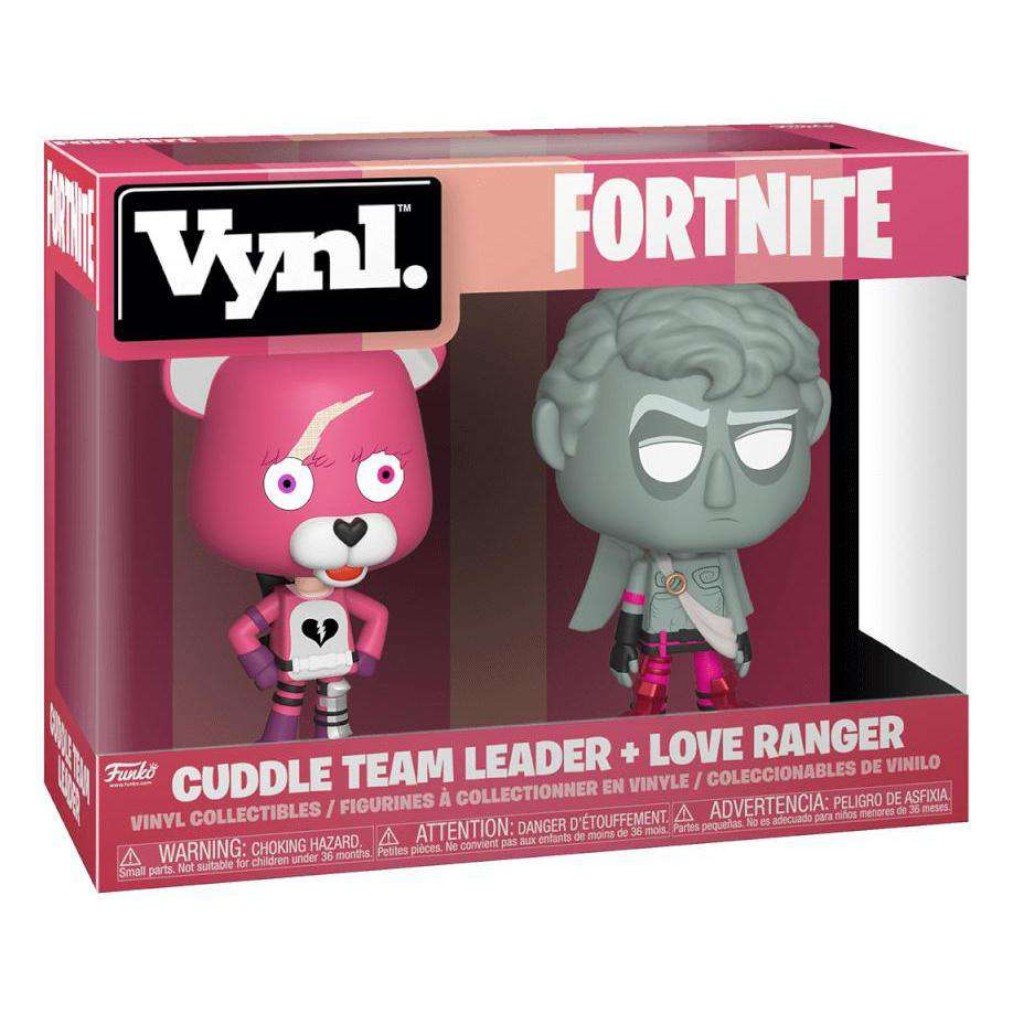 Fortnite Vynl. Cuddle Team Leader + Love Ranger - Q1 2019