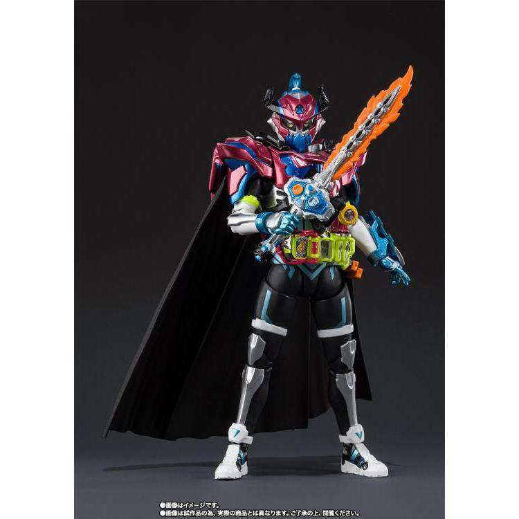 Kamen Rider S.H.Figuarts Kamen Rider Brave (Fantasy Gamer Level 50) Exclusive - FEBRUARY 2019