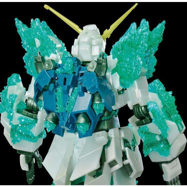 Gundam HGUC 1/144 Unicorn Gundam (Luminous Crystal Body) Exclusive Model Kit - NOVEMBER 2018