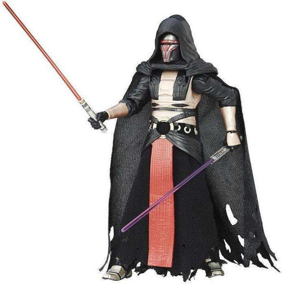 "Star Wars: The Black Series 6"" Darth Revan - SEPTEMBER 2018"