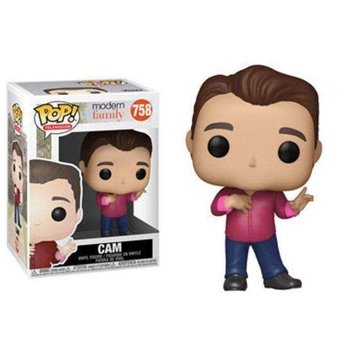 Pop! Television: Modern Family - Cam - APRIL 2019