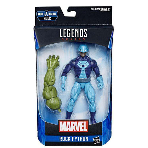 Avengers: Endgame Marvel Legends Rock Python (Hulk BAF) - Wave 2
