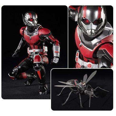 Ant-Man and the Wasp S.H.Figuarts Ant-Man & Ant Set - OCTOBER 2018