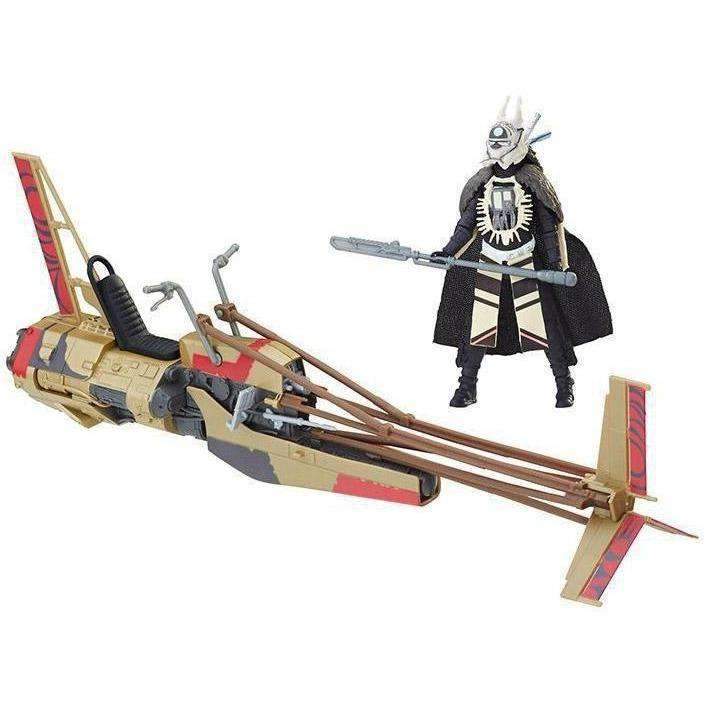 Star Wars Force Link 2.0 Vehicle Class A Enfys Nest's Swoop Bike
