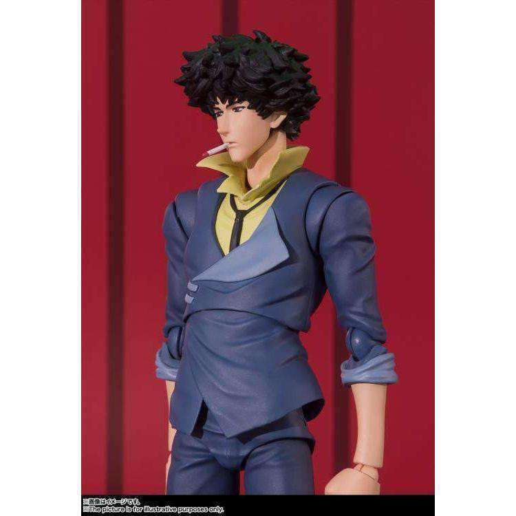 Cowboy Bebop S.H.Figuarts Spike Spiegel (20th Anniversary) - MAY 2019