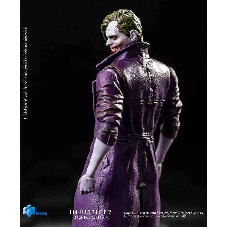 Injustice 2 Joker 1/18 Scale PX Previews Exclusive Figure - JULY 2019