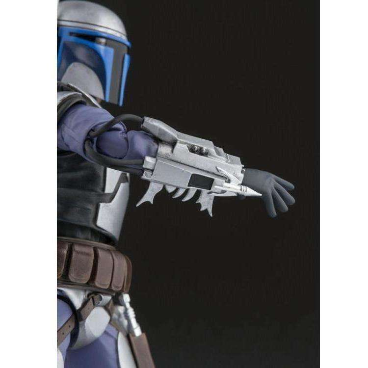 Star Wars S.H.Figuarts Jango Fett (Attack of the Clones) Action Figure