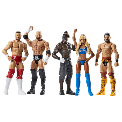 WWE Basic Figure Series 106 - Set of 5