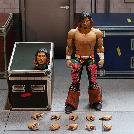 New Japan Pro-Wrestling Ultimate Wave 2 - Hiromu Takahashi - Q2 2021