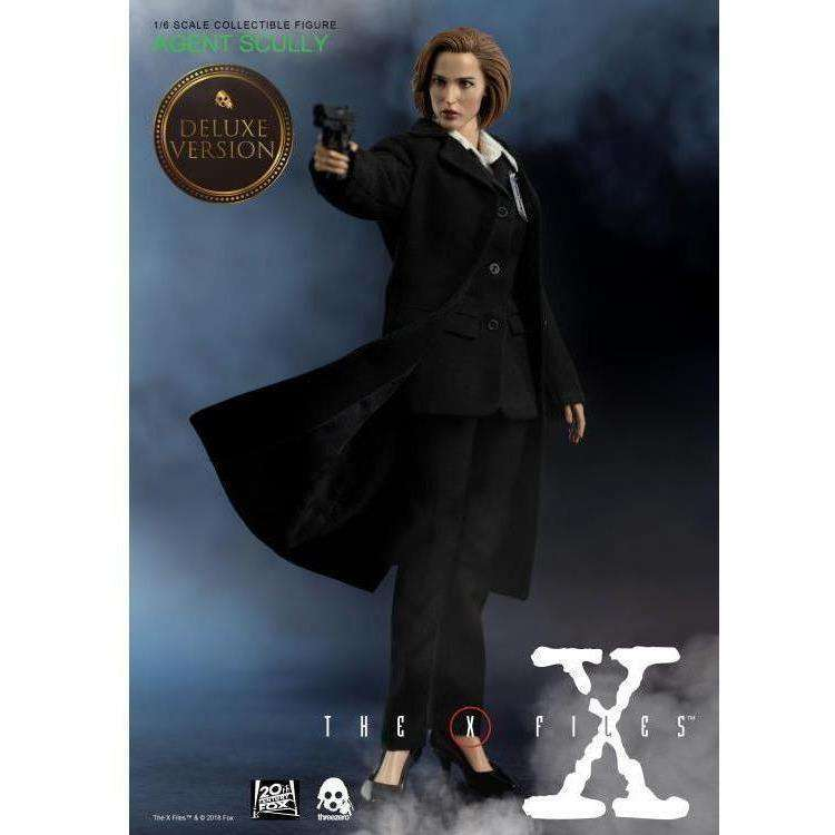 The X-Files Agent Scully (Deluxe) 1/6 Scale Collectible Figure - Q3 2019