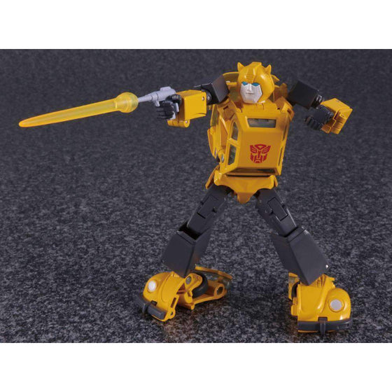 Transformers Masterpiece MP-45 Bumblebee (Ver. 2) With Collectible Pin - SEPTEMBER 2019