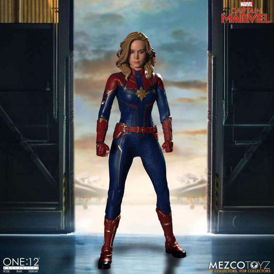 One:12 Collective Captain Marvel - NOVEMBER 2019