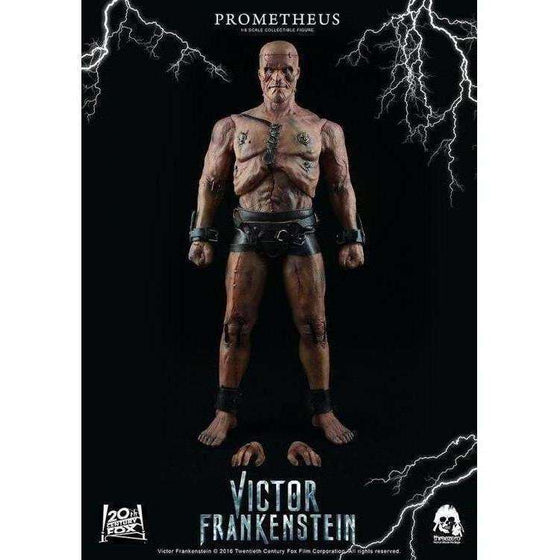 Victor Frankenstein Horror Movie Heritage 1/6 Scale Figure - Prometheus