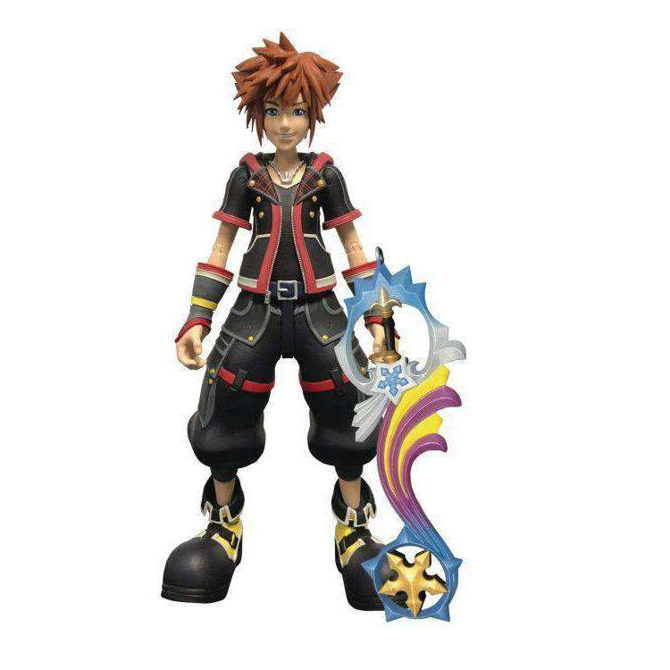 Kingdom Hearts III Select Wave 1 Set of 2 Two-Packs - NOVEMBER 2019