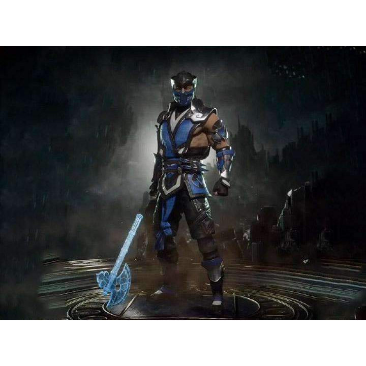 Mortal Kombat XI Sub-Zero Action Figure - SEPTEMBER 2019