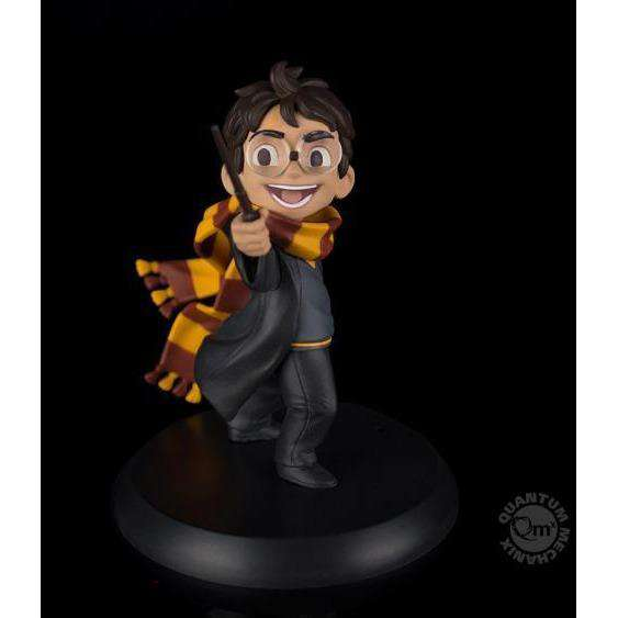Harry Potter Q-Fig Harry's First Spell Figure