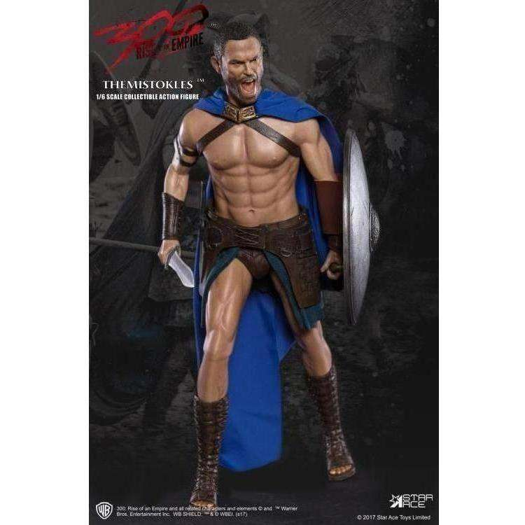 300: Rise of an Empire General Themistokles 1/6 Scale Collectible Figure