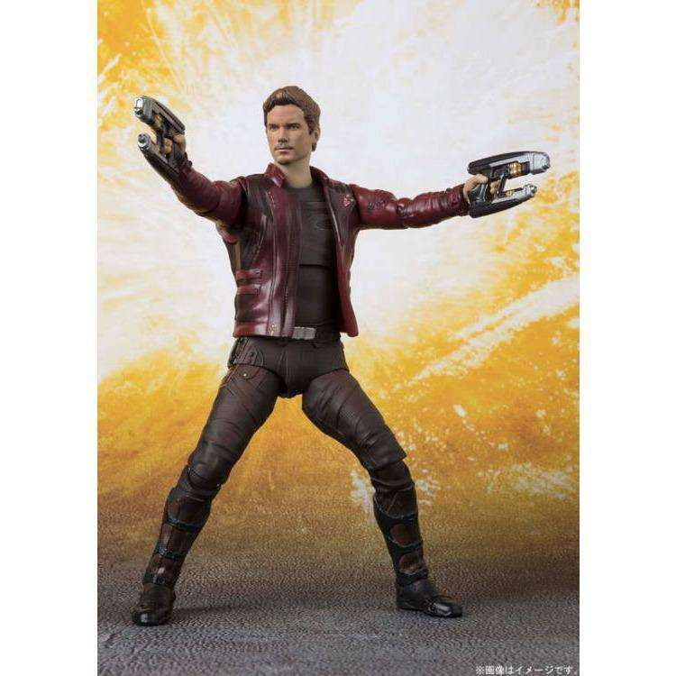 Avengers: Infinity War S.H.Figuarts Star-Lord - AUGUST 2018