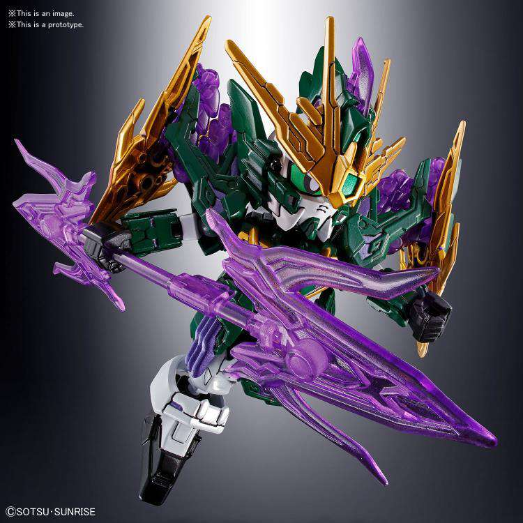 Gundam SD Sangoku Soketsuden #14 Zhang He Altron Gundam Model Kit - SEPTEMBER 2019