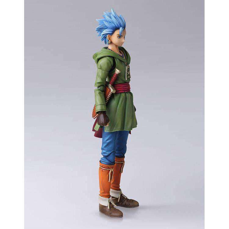 Dragon Quest XI: Echoes of an Elusive Age Bring Arts Erik - JUNE 2019
