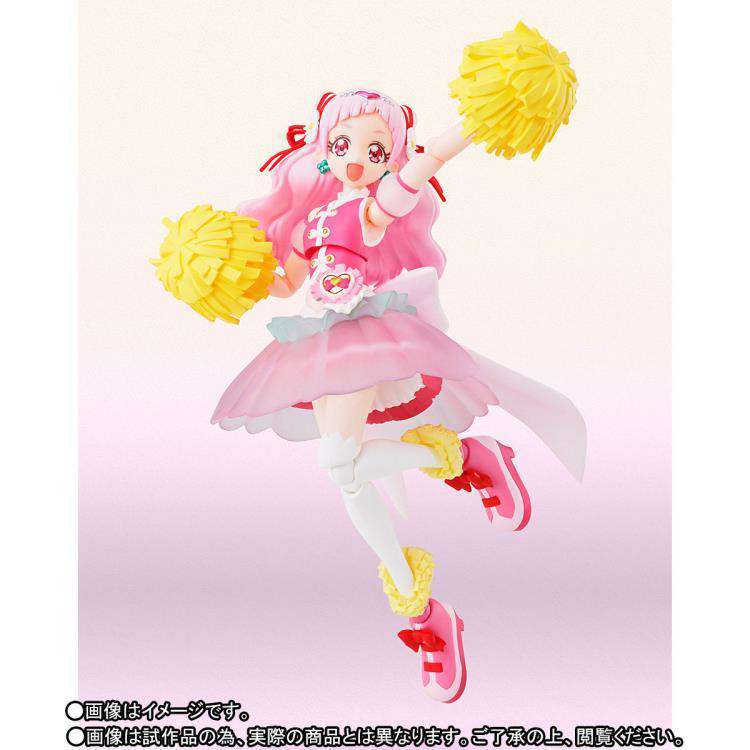 Hugtto! PreCure S.H.Figuarts Cure Yell Exclusive - NOVEMBER 2019