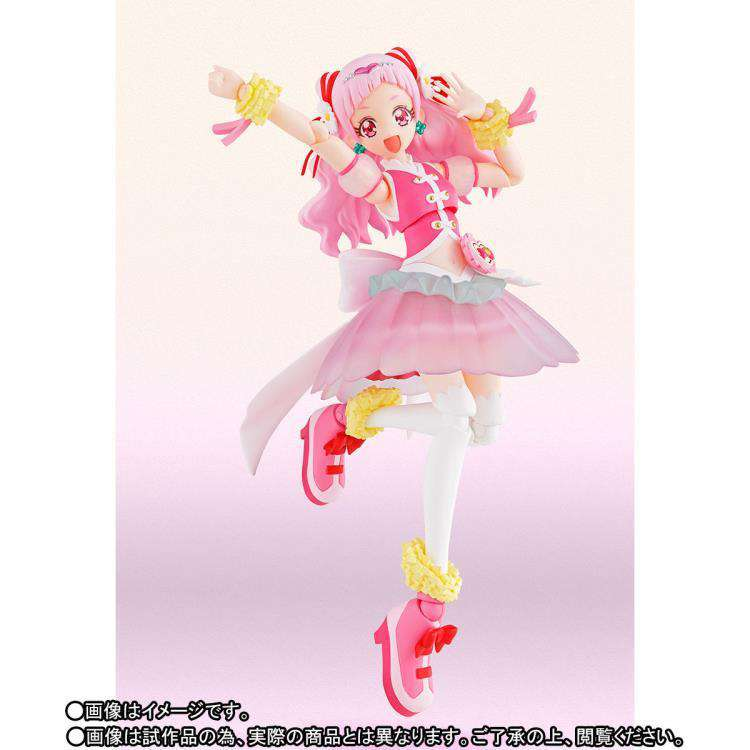 Anime July 2019: Hugtto! PreCure S.H.Figuarts Cure Yell Exclusive