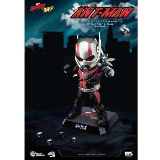 Ant-Man & The Wasp Egg Attack Action EAA-069 Ant-Man PX Exclusive