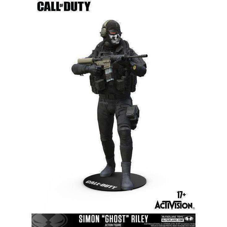 Call of Duty Action Figures - Complete Set of 3 - OCTOBER 2018
