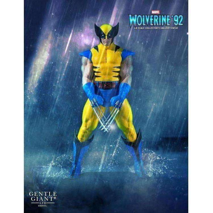 Marvel Collector's Gallery Wolverine (1992) Statue - Q4 2018