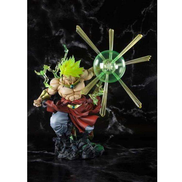 Dragon Ball Z FiguartsZERO Super Saiyan Broly (The Burning Battles)