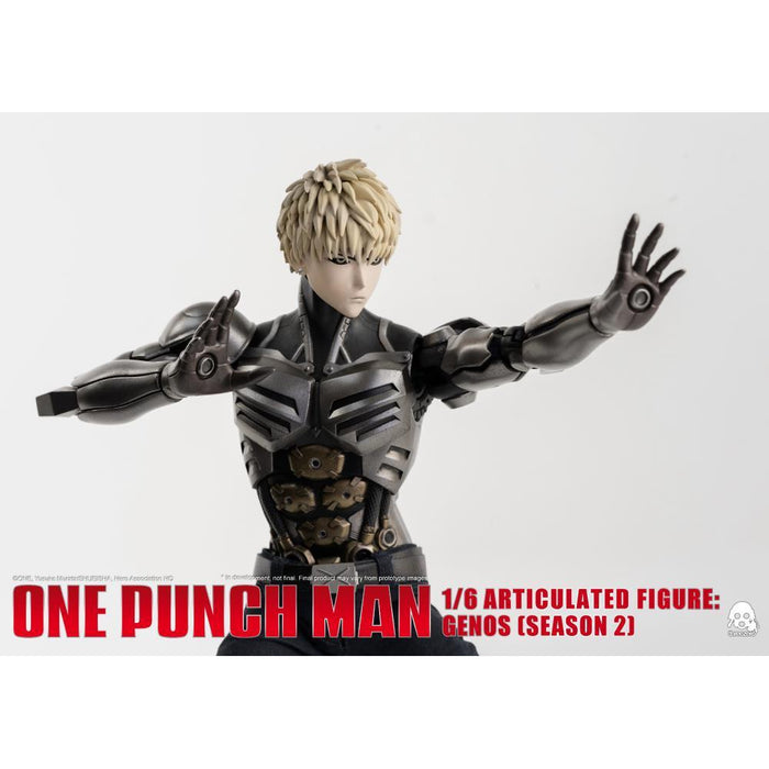 One Punch Man Season 2 Genos Standard Version 1:6 Scale Action Figure - Q4 2020