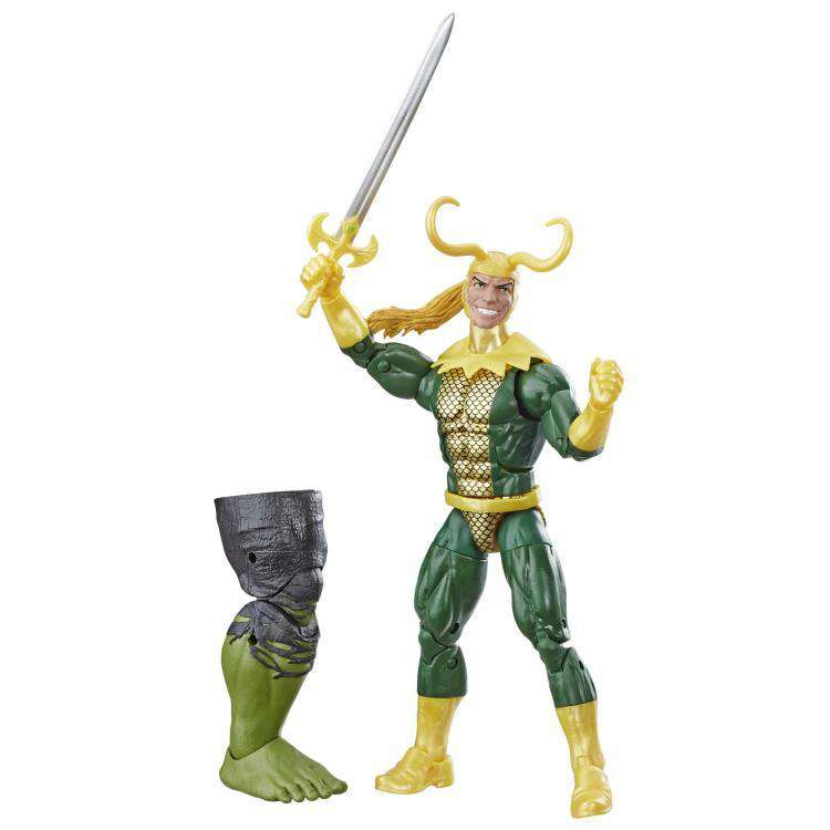 Avengers: Endgame Marvel Legends Loki (Hulk BAF) - Wave 2