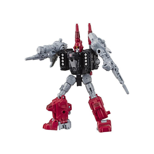 Transformers Generations Selects Deluxe Powerdasher Jet Cromar