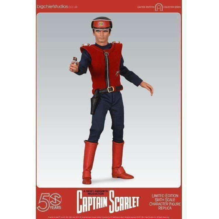 Captain Scarlet and the Mysterons Captain Scarlet 1/6 Scale Collector Figure - Q2 2019